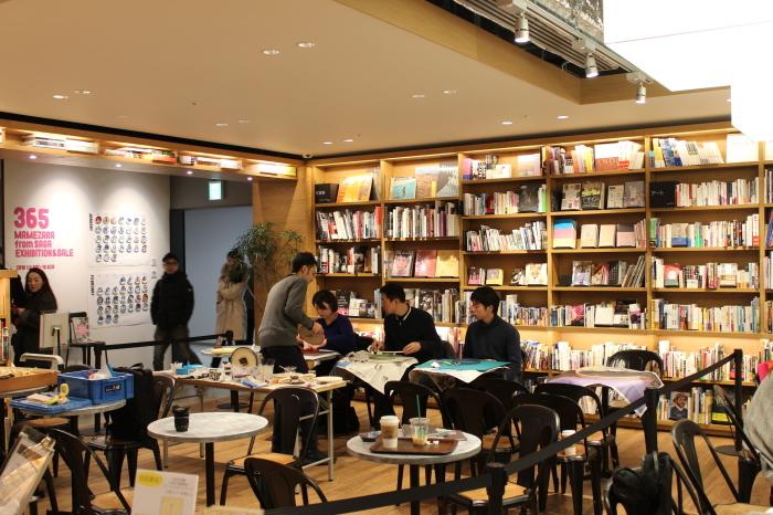 時計づくりのワークショップ at 六本松 蔦屋書店_e0037548_07544420.jpg