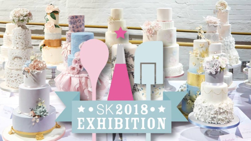 英国Squires Kitchen annual cake decoration Exhibition2018_a0119753_00144860.jpg