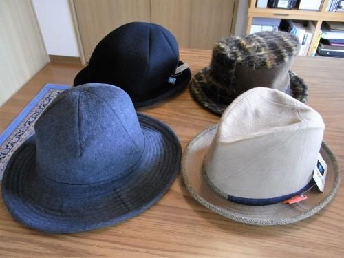 """""""帽子が面白い!"""" ~オーダーメイド帽子工房~ 編_c0177259_22210664.jpg"""