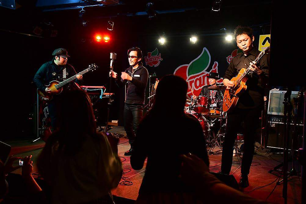 2018新春Rock'n'Roll集会! - Ignition Official Web Site
