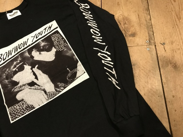 BOW WOW YOUTH LS TEE_d0121303_15020992.jpg