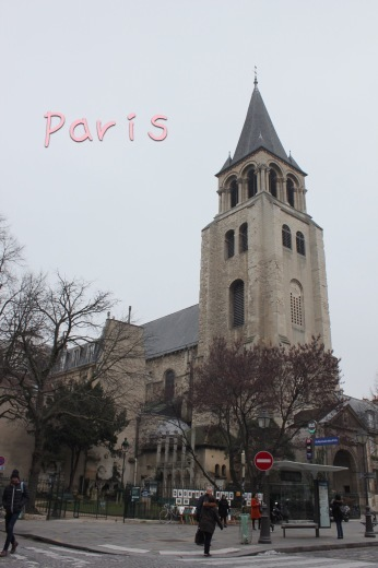 パリの旅日記!サンジェルマン・デプレ*⃝̣◌︎⑅⃝︎◍︎♡︎◌︎*⃝̥◍︎♡︎_a0213806_16592116.jpeg