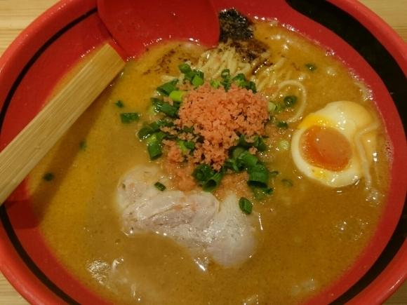 1/15  えびそば一幻新宿店  そのまましょうゆ細麺¥780_b0042308_21255771.jpg