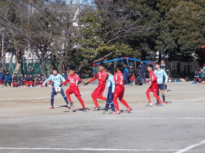 第44回神奈川県少年サッカー選手権 高学年の部 第11ブロックの結果_a0109316_10223209.jpg