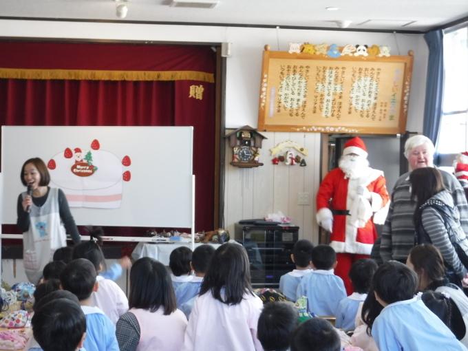 クリスマス会を行いました。_f0227821_10423901.jpg