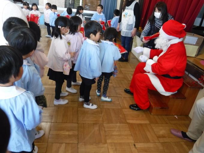 クリスマス会を行いました。_f0227821_10432026.jpg