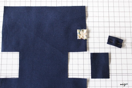 底マチがある時のはぎれ活用と【返し口】作りのお勧め方法&制作中の布小物_f0023333_20153002.jpg