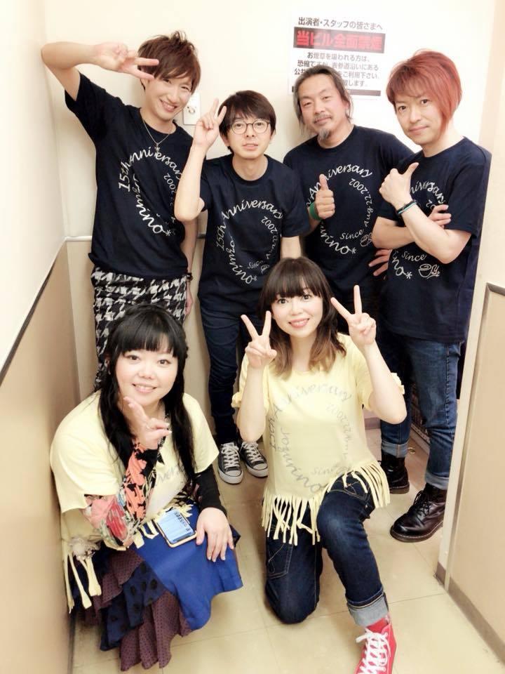 yozurino* 16年目の初ライブ♪_e0189353_22394170.jpg