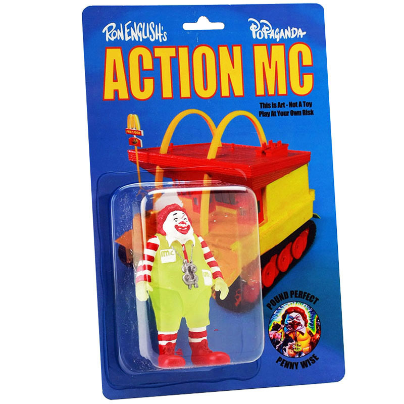 Action MC GID Edition by Ron English_e0118156_16484962.jpg