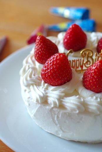 進級祝い&バースデーケーキ_c0110869_12464922.jpg
