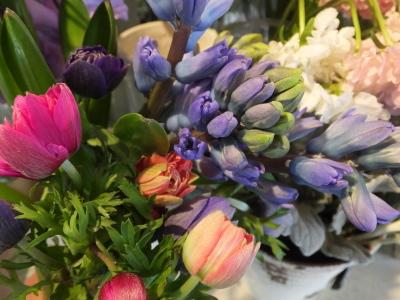 オークリーフ(黄色の花)_f0049672_16421276.jpg
