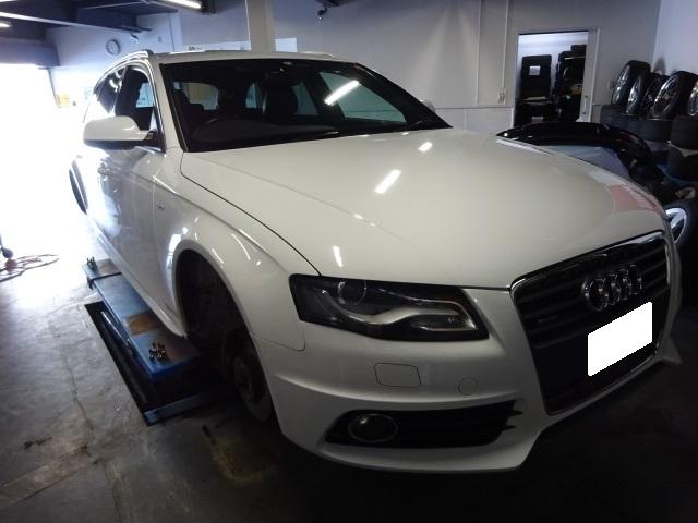 Audi  7速Sトロニックミッション不調修理 _c0219786_14020854.jpg