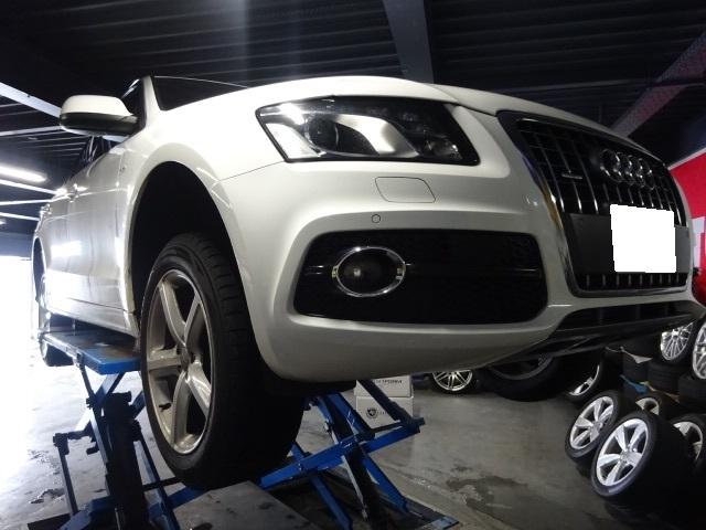 Audi  7速Sトロニックミッション不調修理 _c0219786_14050295.jpg