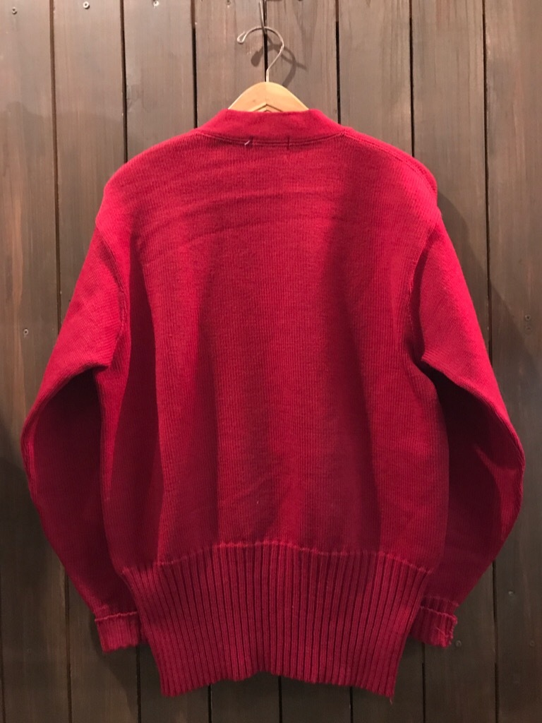 神戸店1/17(水)Vintage入荷! #3 Letterman Sweater!Vintage Sweat!!!_c0078587_13310314.jpg