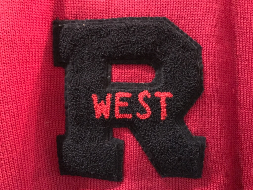 神戸店1/17(水)Vintage入荷! #3 Letterman Sweater!Vintage Sweat!!!_c0078587_13310411.jpg
