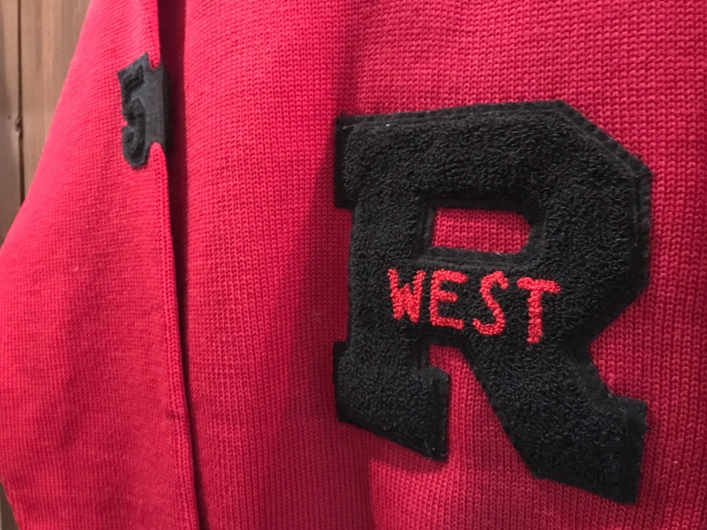 神戸店1/17(水)Vintage入荷! #3 Letterman Sweater!Vintage Sweat!!!_c0078587_13310451.jpg