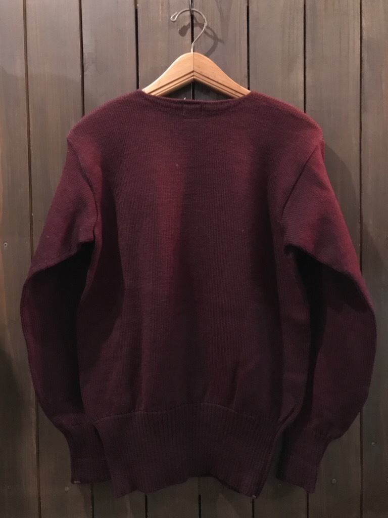 神戸店1/17(水)Vintage入荷! #3 Letterman Sweater!Vintage Sweat!!!_c0078587_13323505.jpg