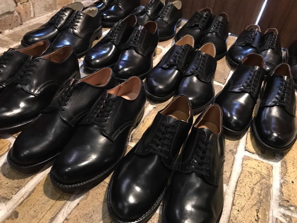 神戸店1/17(水)Vintage入荷! #2 Circa1950\'s NOS US.Navy Service Shoes!!!_c0078587_15024205.jpg