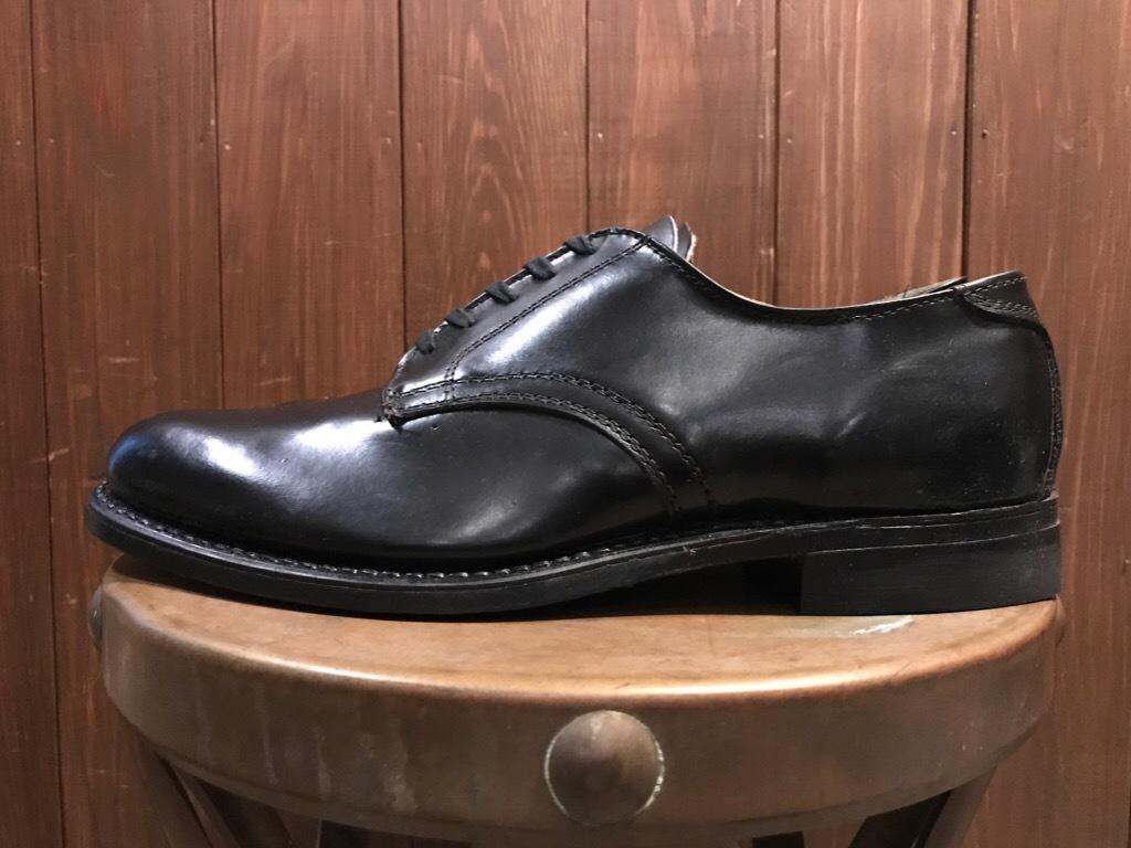 神戸店1/17(水)Vintage入荷! #2 Circa1950\'s NOS US.Navy Service Shoes!!!_c0078587_15103966.jpg