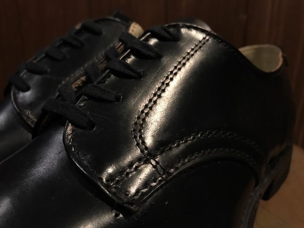 神戸店1/17(水)Vintage入荷! #2 Circa1950\'s NOS US.Navy Service Shoes!!!_c0078587_15103991.jpg