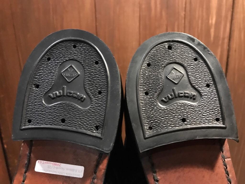 神戸店1/17(水)Vintage入荷! #2 Circa1950\'s NOS US.Navy Service Shoes!!!_c0078587_15104026.jpg