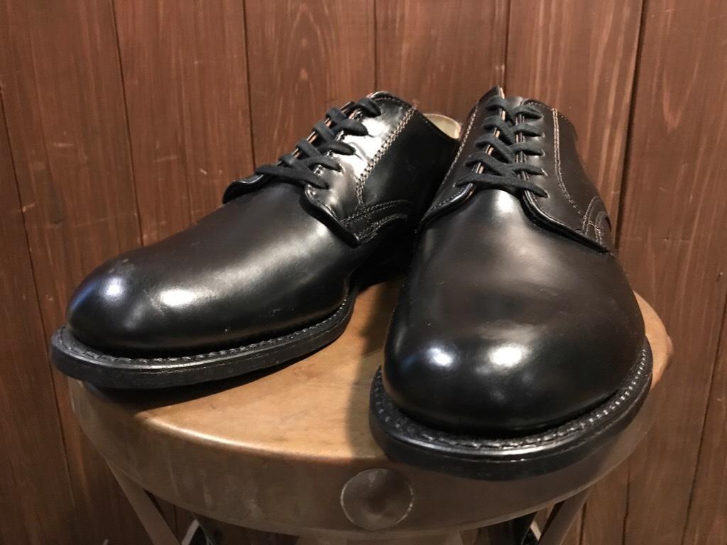 神戸店1/17(水)Vintage入荷! #2 Circa1950\'s NOS US.Navy Service Shoes!!!_c0078587_15193491.jpg