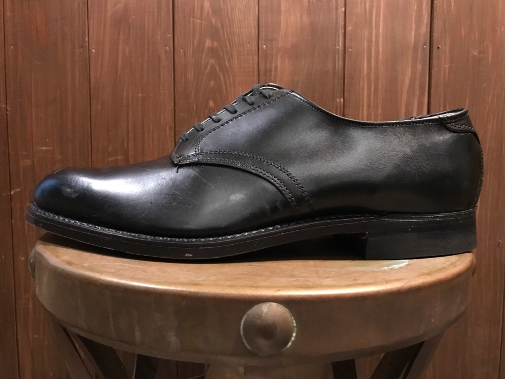 神戸店1/17(水)Vintage入荷! #2 Circa1950\'s NOS US.Navy Service Shoes!!!_c0078587_15203730.jpg