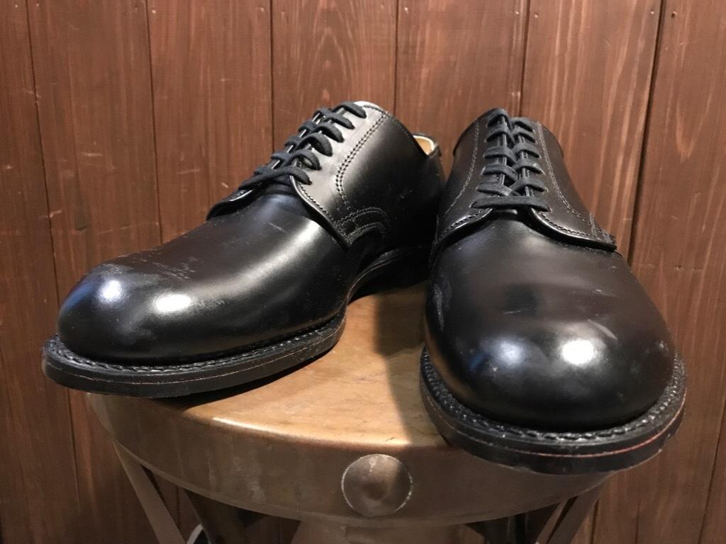 神戸店1/17(水)Vintage入荷! #2 Circa1950\'s NOS US.Navy Service Shoes!!!_c0078587_15203736.jpg