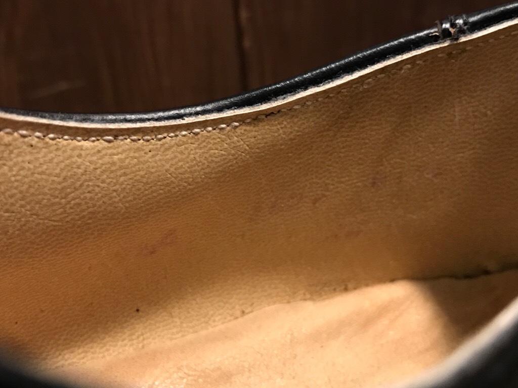神戸店1/17(水)Vintage入荷! #2 Circa1950\'s NOS US.Navy Service Shoes!!!_c0078587_15203755.jpg