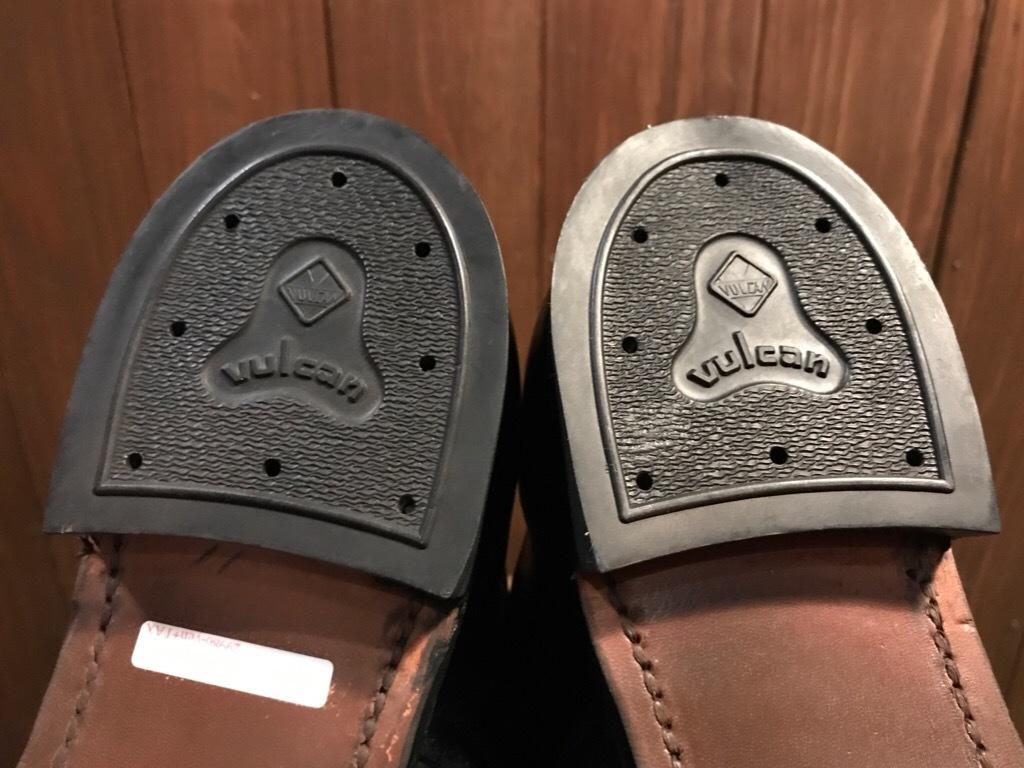 神戸店1/17(水)Vintage入荷! #2 Circa1950\'s NOS US.Navy Service Shoes!!!_c0078587_15203834.jpg
