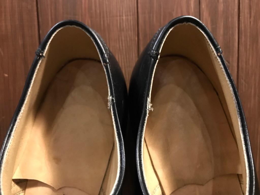 神戸店1/17(水)Vintage入荷! #2 Circa1950\'s NOS US.Navy Service Shoes!!!_c0078587_15203849.jpg
