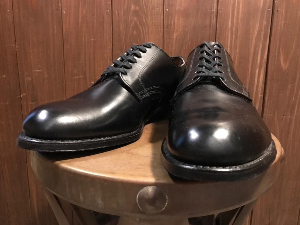 神戸店1/17(水)Vintage入荷! #2 Circa1950\'s NOS US.Navy Service Shoes!!!_c0078587_15212653.jpg