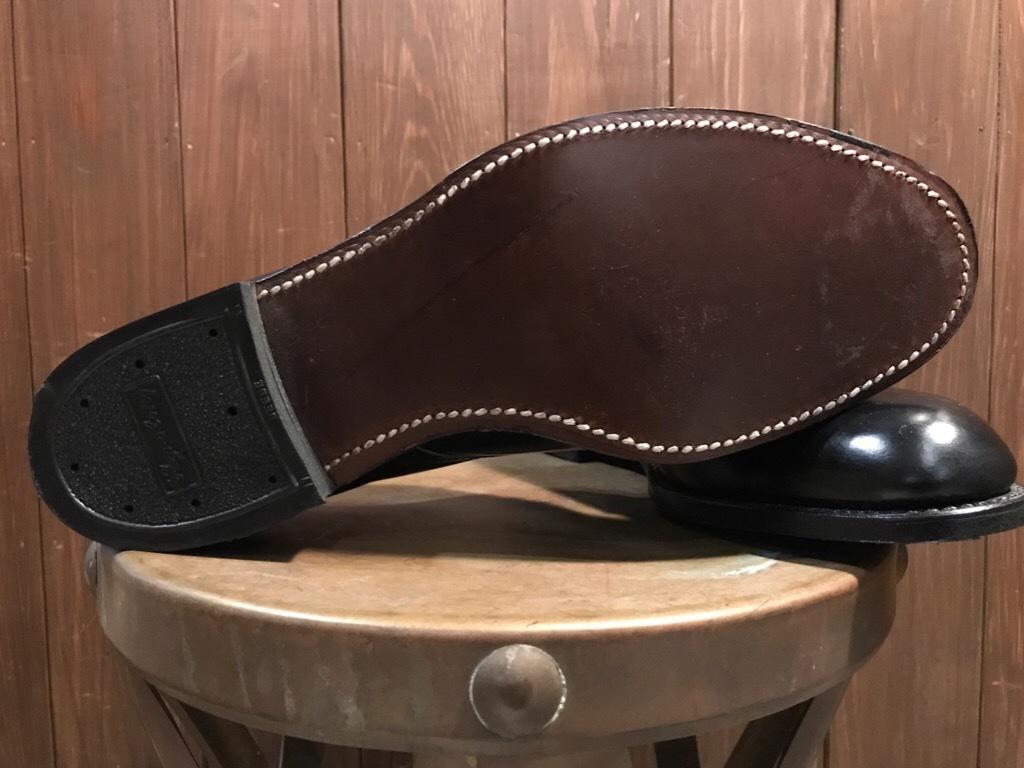神戸店1/17(水)Vintage入荷! #2 Circa1950\'s NOS US.Navy Service Shoes!!!_c0078587_15212780.jpg