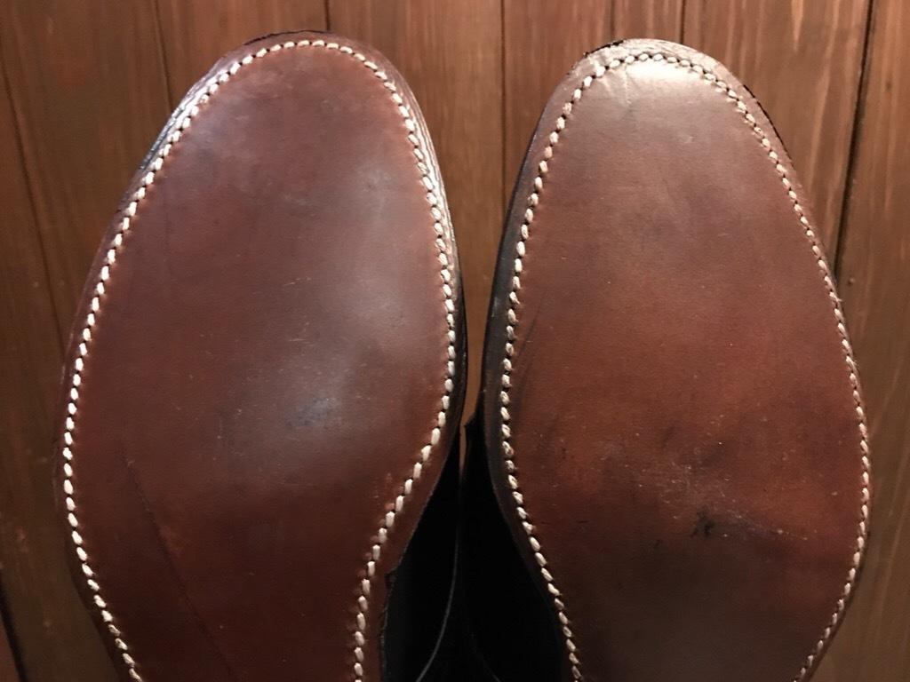 神戸店1/17(水)Vintage入荷! #2 Circa1950\'s NOS US.Navy Service Shoes!!!_c0078587_15212797.jpg