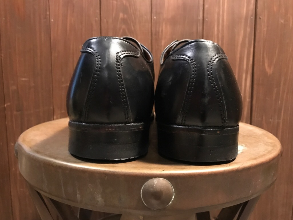 神戸店1/17(水)Vintage入荷! #2 Circa1950\'s NOS US.Navy Service Shoes!!!_c0078587_15212879.jpg