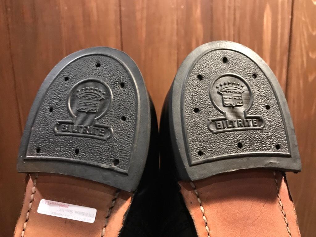 神戸店1/17(水)Vintage入荷! #2 Circa1950\'s NOS US.Navy Service Shoes!!!_c0078587_15230853.jpg