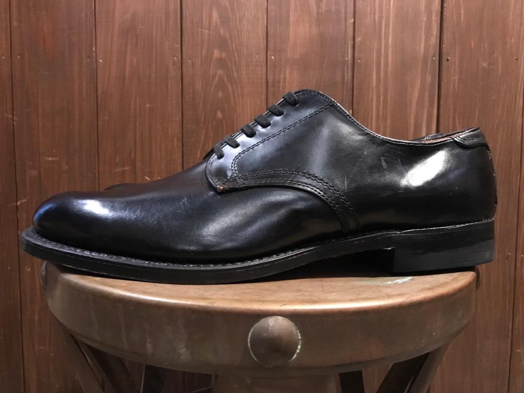 神戸店1/17(水)Vintage入荷! #2 Circa1950\'s NOS US.Navy Service Shoes!!!_c0078587_15230860.jpg