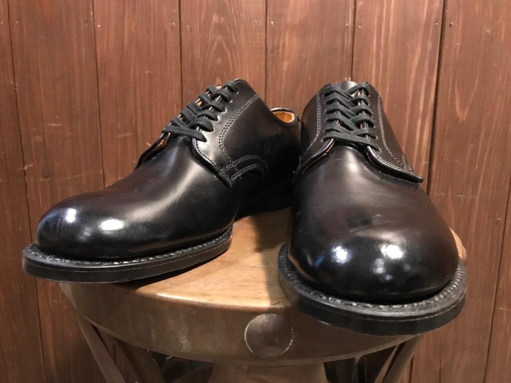 神戸店1/17(水)Vintage入荷! #2 Circa1950\'s NOS US.Navy Service Shoes!!!_c0078587_15230887.jpg