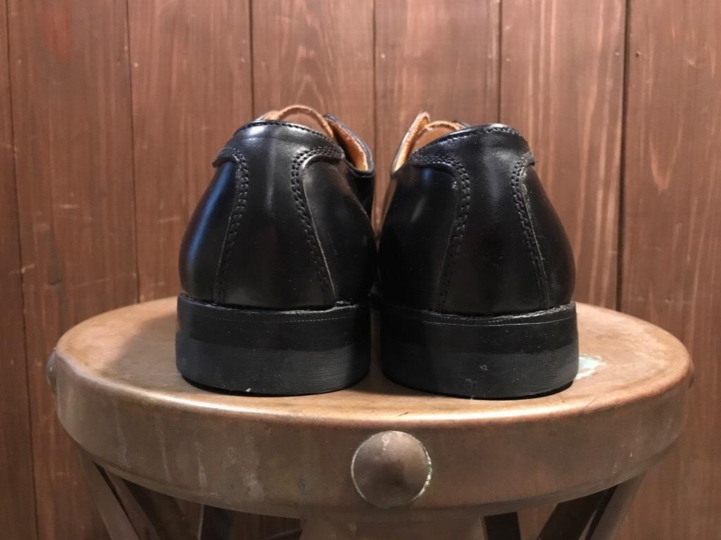 神戸店1/17(水)Vintage入荷! #2 Circa1950\'s NOS US.Navy Service Shoes!!!_c0078587_15230903.jpg