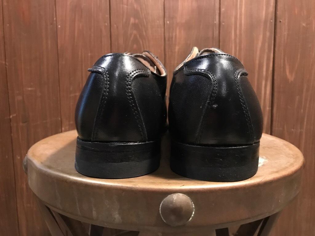 神戸店1/17(水)Vintage入荷! #2 Circa1950\'s NOS US.Navy Service Shoes!!!_c0078587_15253909.jpg