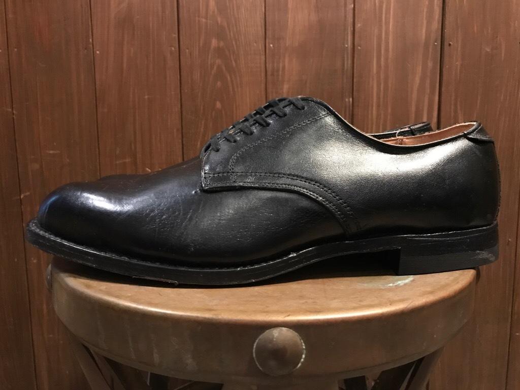 神戸店1/17(水)Vintage入荷! #2 Circa1950\'s NOS US.Navy Service Shoes!!!_c0078587_15253953.jpg