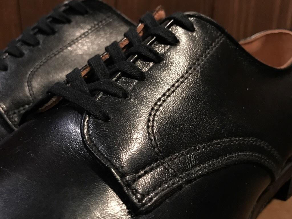 神戸店1/17(水)Vintage入荷! #2 Circa1950\'s NOS US.Navy Service Shoes!!!_c0078587_15253954.jpg