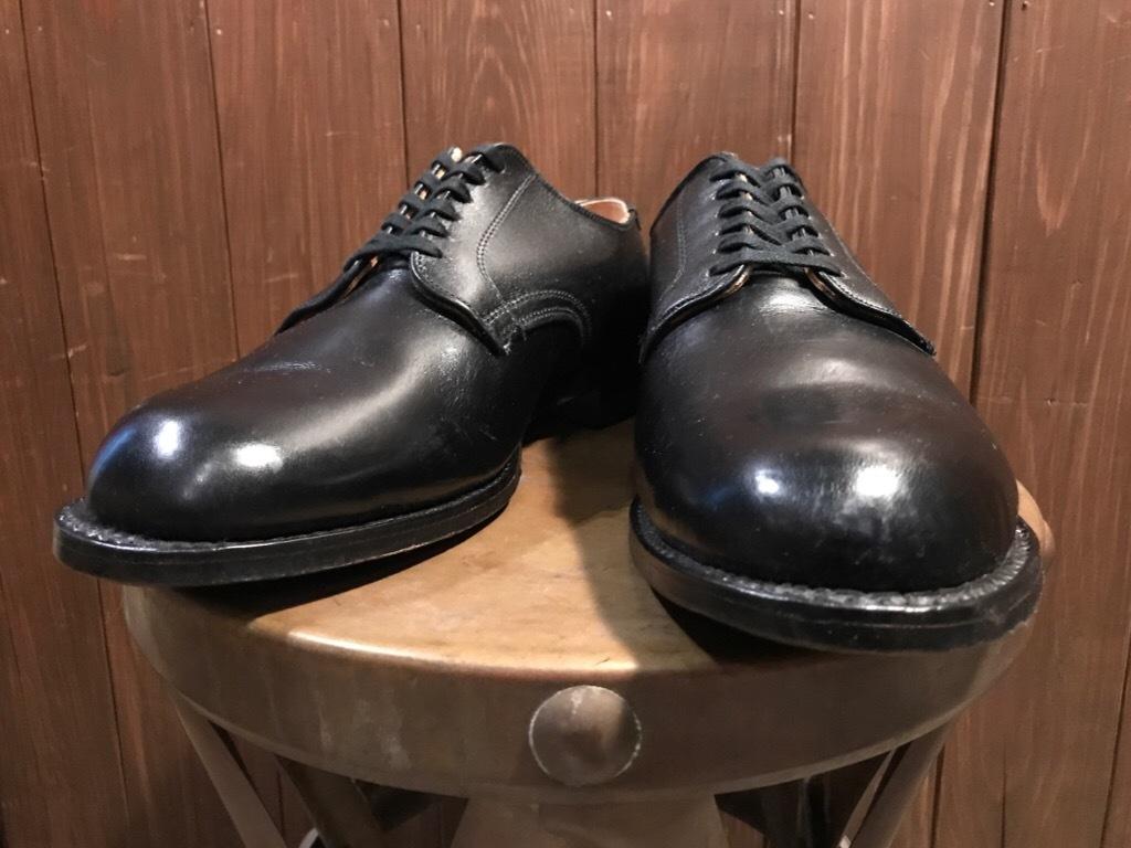 神戸店1/17(水)Vintage入荷! #2 Circa1950\'s NOS US.Navy Service Shoes!!!_c0078587_15253994.jpg