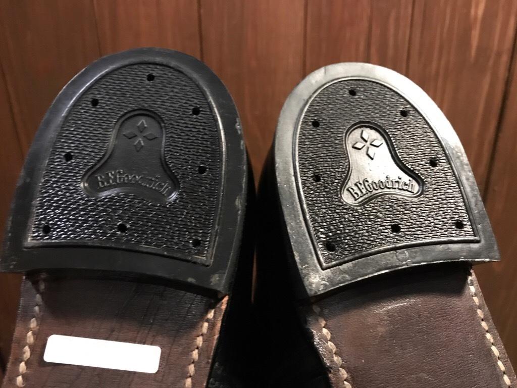 神戸店1/17(水)Vintage入荷! #2 Circa1950\'s NOS US.Navy Service Shoes!!!_c0078587_15254013.jpg