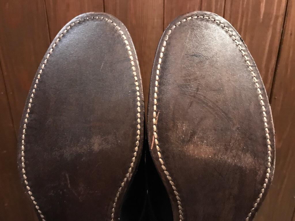 神戸店1/17(水)Vintage入荷! #2 Circa1950\'s NOS US.Navy Service Shoes!!!_c0078587_15254015.jpg