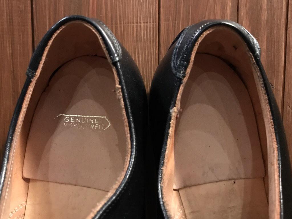 神戸店1/17(水)Vintage入荷! #2 Circa1950\'s NOS US.Navy Service Shoes!!!_c0078587_15254036.jpg