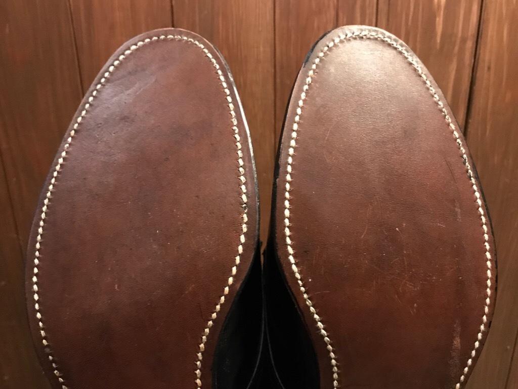 神戸店1/17(水)Vintage入荷! #2 Circa1950\'s NOS US.Navy Service Shoes!!!_c0078587_15262874.jpg
