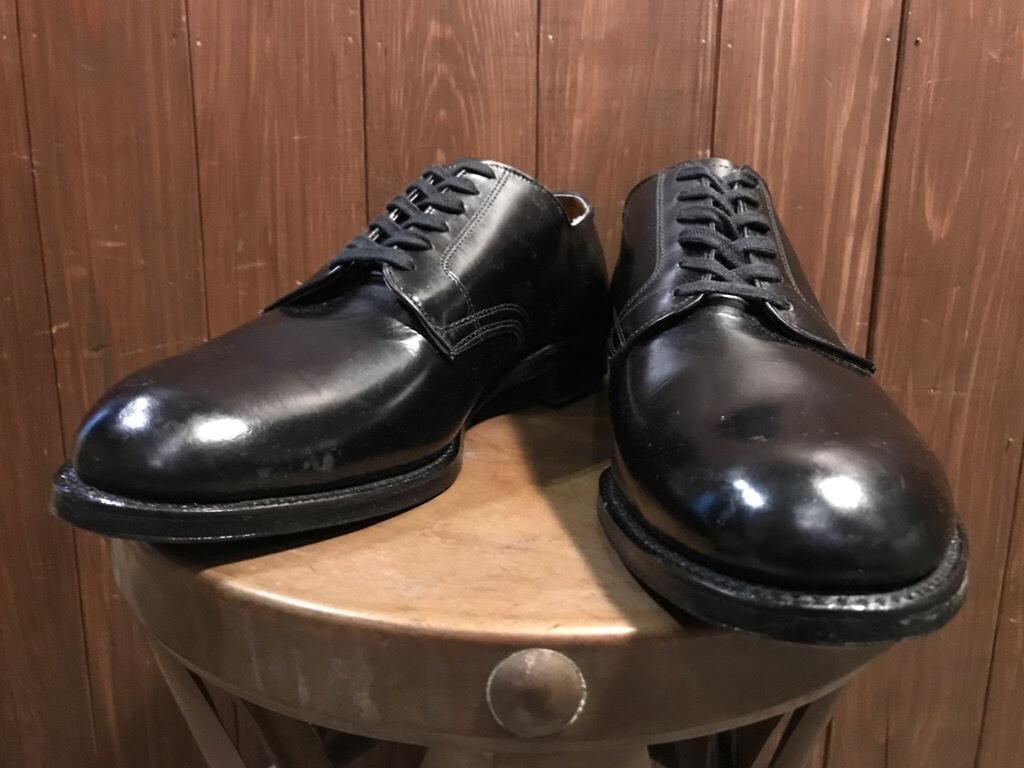 神戸店1/17(水)Vintage入荷! #2 Circa1950\'s NOS US.Navy Service Shoes!!!_c0078587_15262917.jpg
