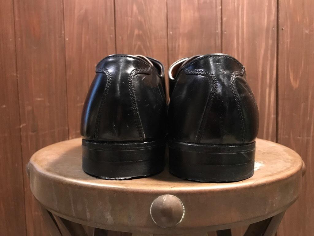 神戸店1/17(水)Vintage入荷! #2 Circa1950\'s NOS US.Navy Service Shoes!!!_c0078587_15262949.jpg