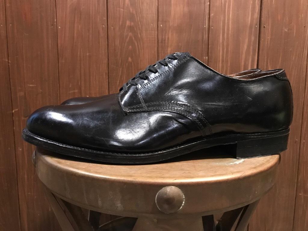 神戸店1/17(水)Vintage入荷! #2 Circa1950\'s NOS US.Navy Service Shoes!!!_c0078587_15262992.jpg